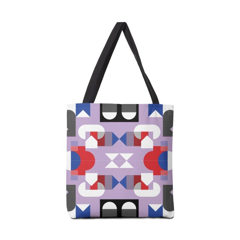Kaleidoscope Design Series 1, Poster 18 Accessories Bag by Madeleine Hettich Design & Illustration