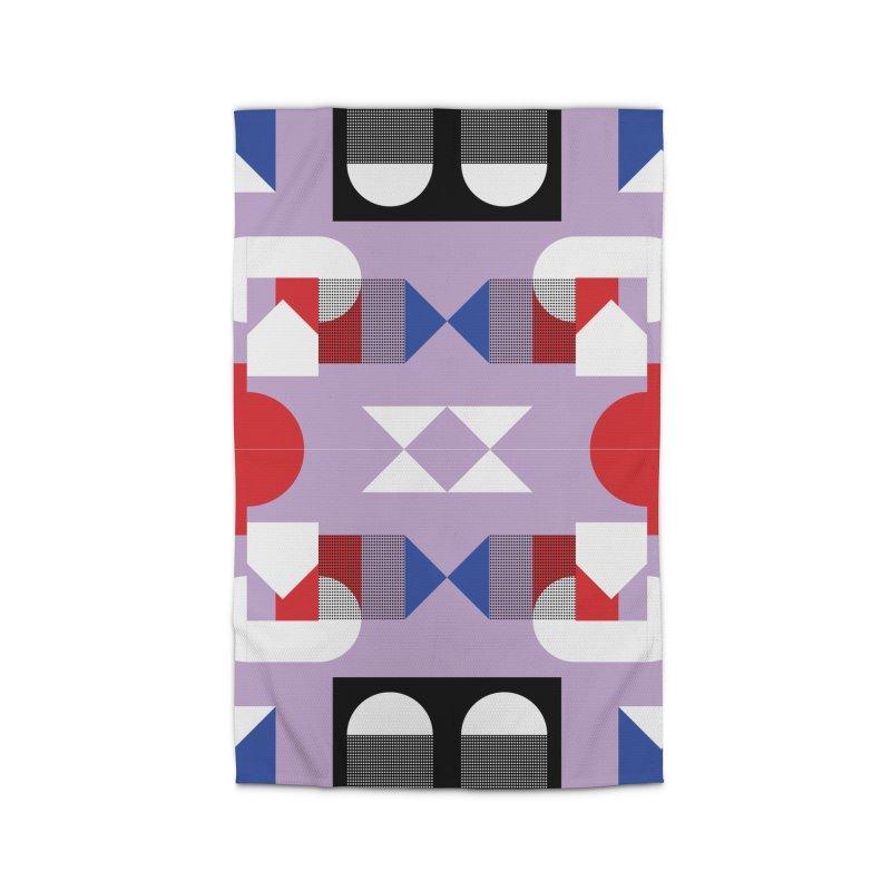 Kaleidoscope Design Series 1, Poster 18 Home Rug by Madeleine Hettich Design & Illustration