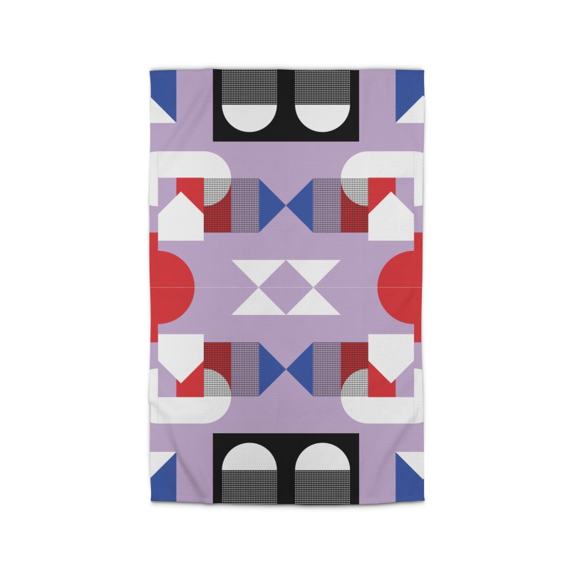 Kaleidoscope Design Series 1, Poster 18 Home Rug by Madeleine Hettich Design & Illustration