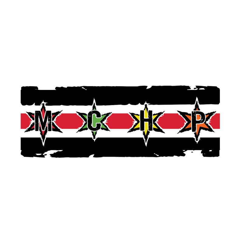 Madhouse Podcast Horizontal Initials logo by Madhouse Chicago Hockey Podcast Shop