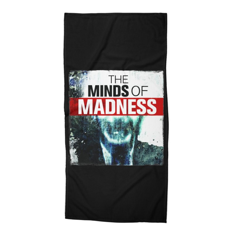 Choose items with - Maddie Accessories Beach Towel by The Minds Of Madness Podcast