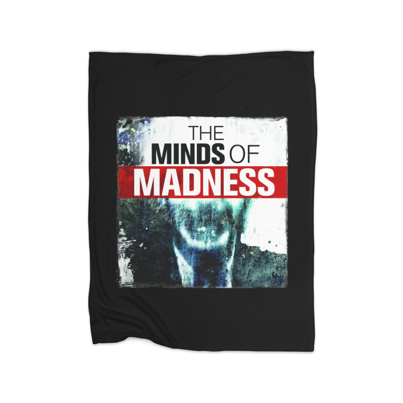 Choose items with - Maddie Home Fleece Blanket Blanket by The Minds Of Madness Podcast