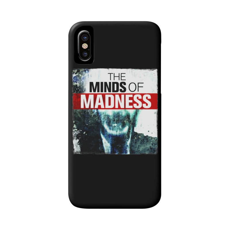 Choose items with - Maddie Accessories Phone Case by The Minds Of Madness Podcast