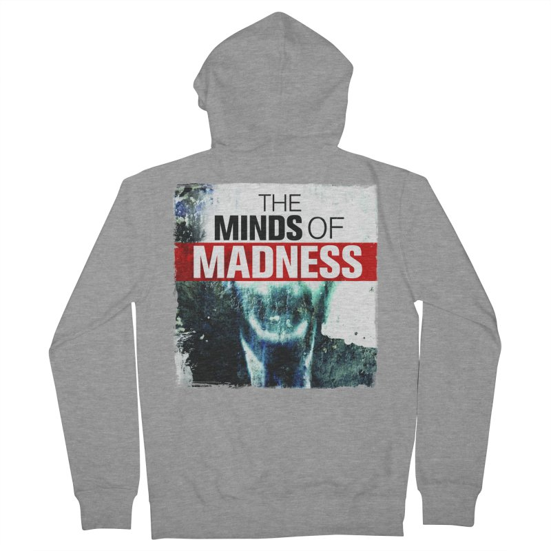 Choose items with - Maddie Women's French Terry Zip-Up Hoody by The Minds Of Madness Podcast