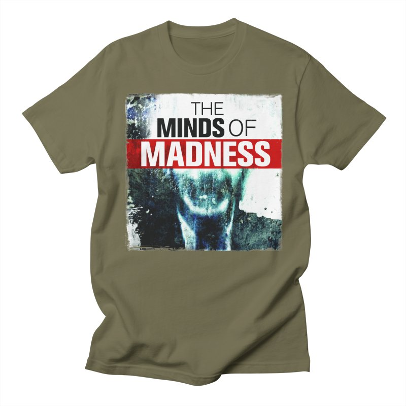 Choose items with - Maddie Men's Regular T-Shirt by The Minds Of Madness Podcast