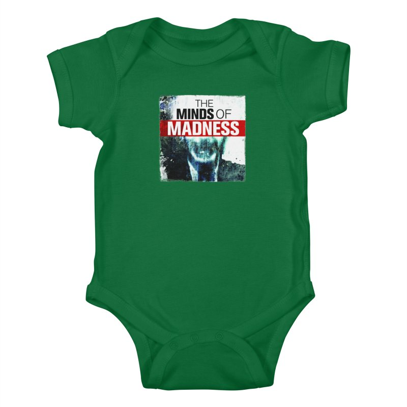 Choose items with - Maddie Kids Baby Bodysuit by The Minds Of Madness Podcast