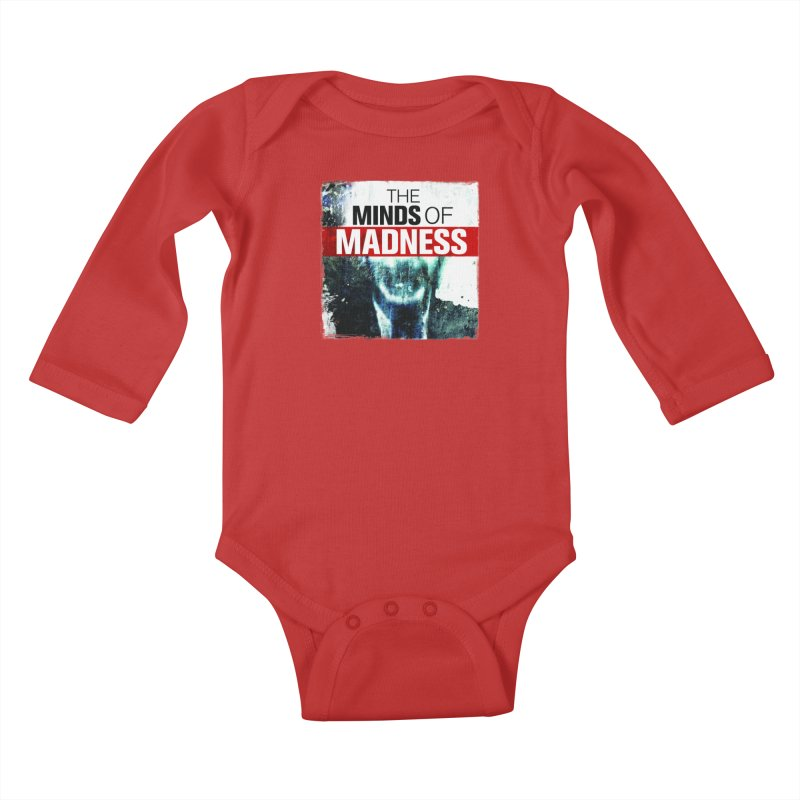 Choose items with - Maddie Kids Baby Longsleeve Bodysuit by The Minds Of Madness Podcast