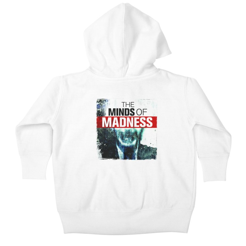 Choose items with - Maddie Kids Baby Zip-Up Hoody by The Minds Of Madness Podcast