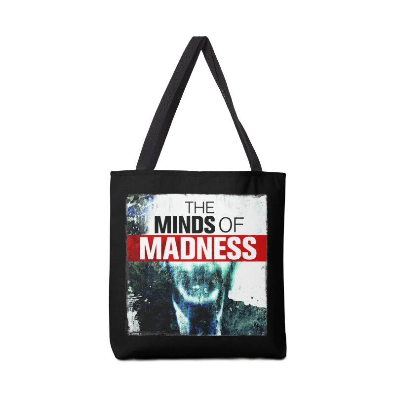 Choose items with - Maddie Accessories Bag by The Minds Of Madness Podcast