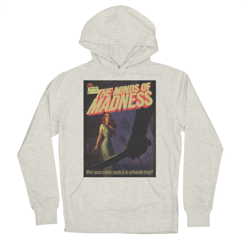 Choose items with -The Barney Art Women's French Terry Pullover Hoody by The Minds Of Madness Podcast