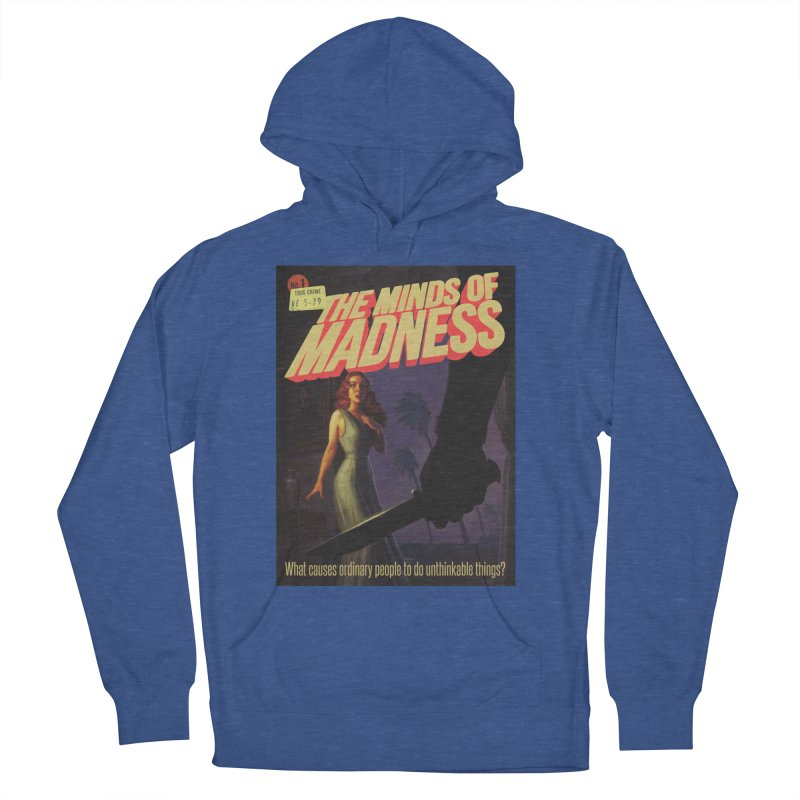 Choose items with -The Barney Art Men's French Terry Pullover Hoody by The Minds Of Madness Podcast