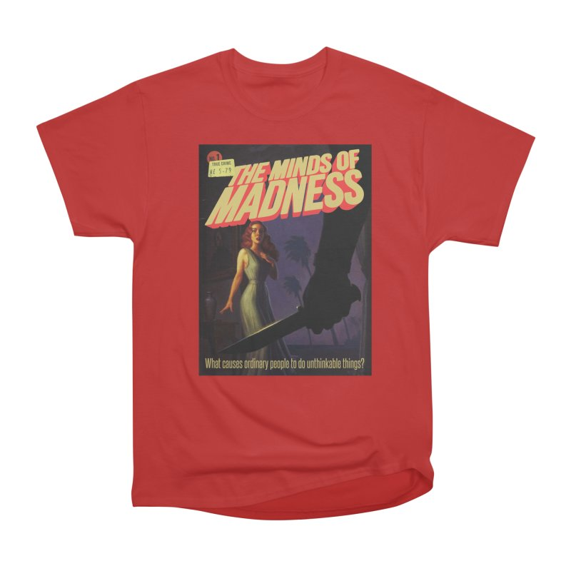 Choose items with -The Barney Art Men's Heavyweight T-Shirt by The Minds Of Madness Podcast