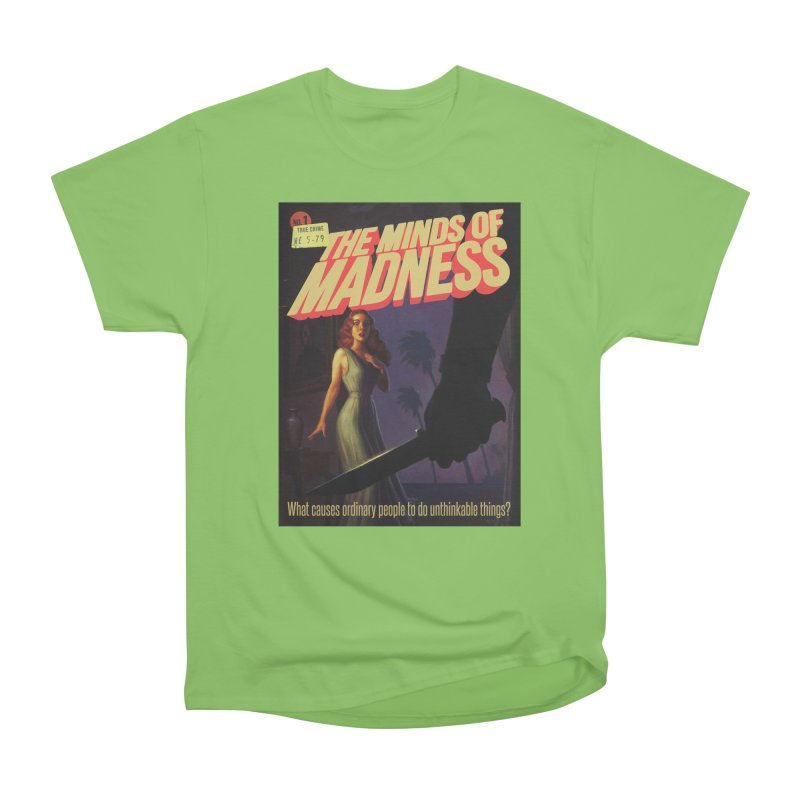 Choose items with -The Barney Art Women's Heavyweight Unisex T-Shirt by The Minds Of Madness Podcast