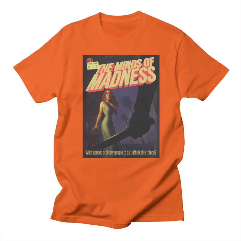 Choose items with -The Barney Art Women's Regular Unisex T-Shirt by The Minds Of Madness Podcast