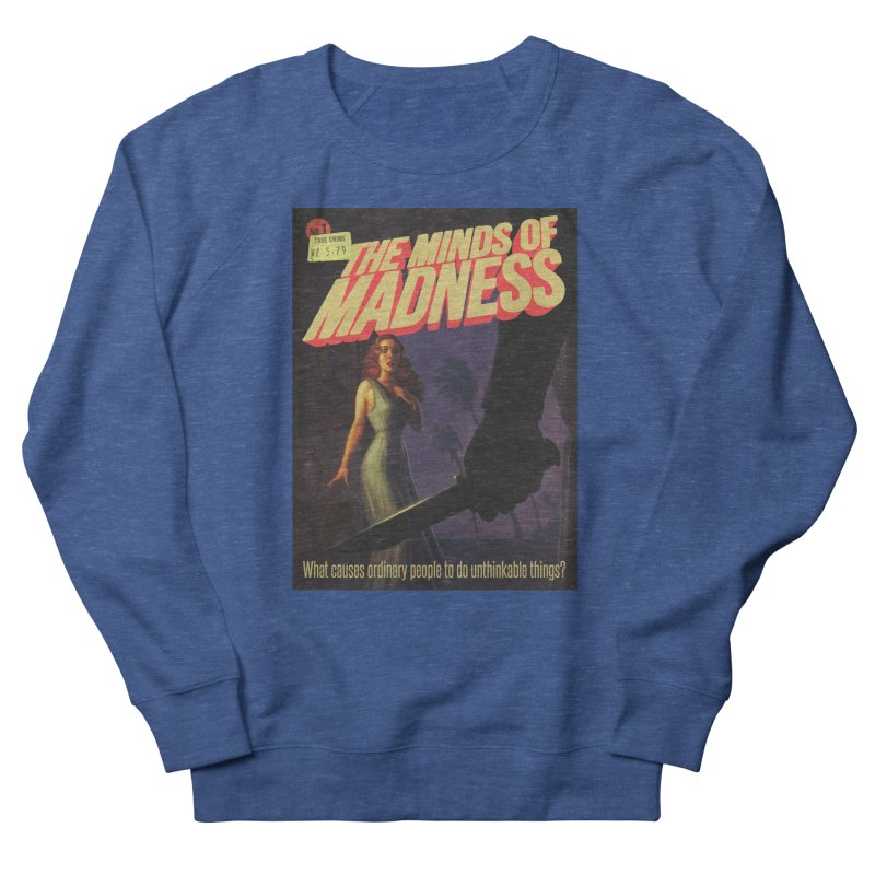 Choose items with -The Barney Art Women's French Terry Sweatshirt by The Minds Of Madness Podcast