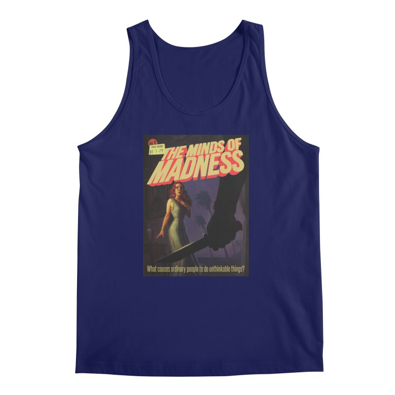 Choose items with -The Barney Art Men's Regular Tank by The Minds Of Madness Podcast