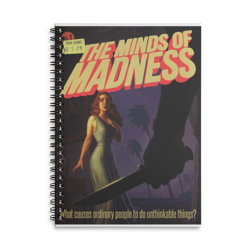 Choose items with -The Barney Art Accessories Notebook by The Minds Of Madness Podcast