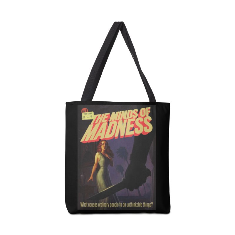 Choose items with -The Barney Art Accessories Bag by The Minds Of Madness Podcast