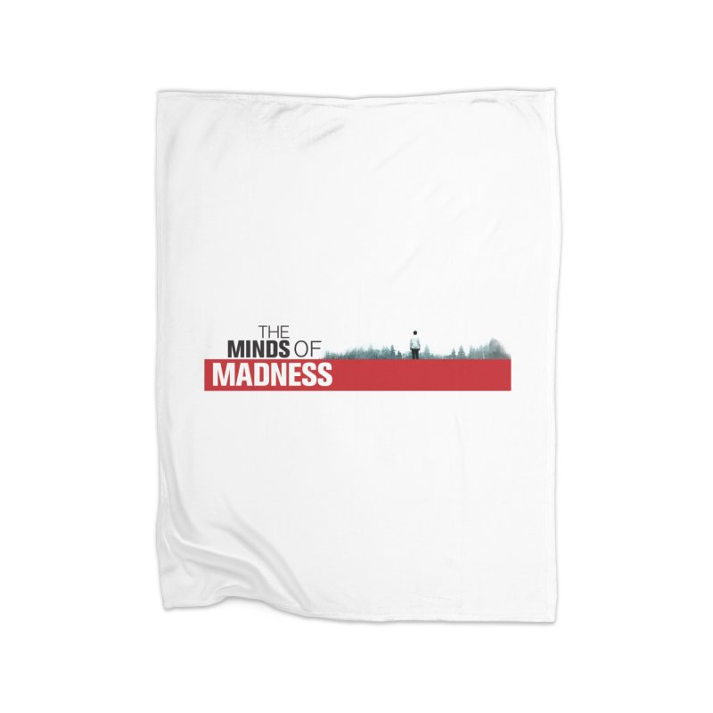 Choose items with - The Banner Home Fleece Blanket Blanket by The Minds Of Madness Podcast