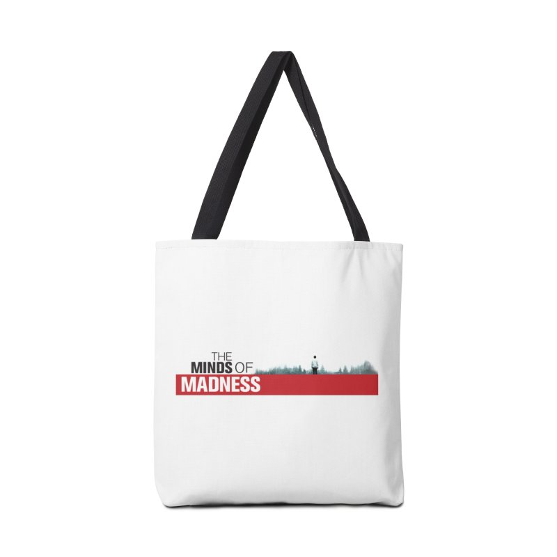 Choose items with - The Banner Accessories Bag by The Minds Of Madness Podcast