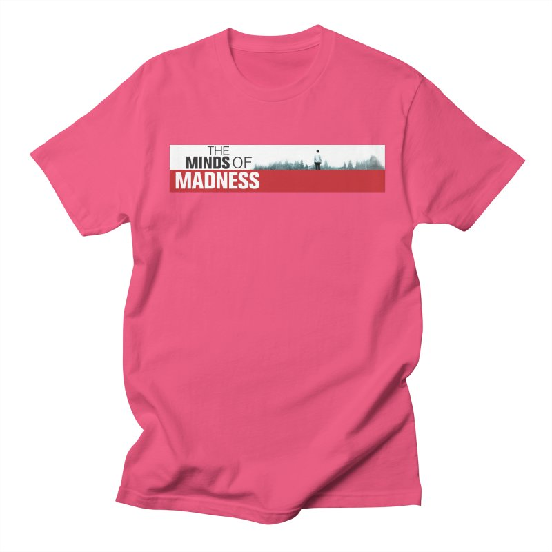 Choose items with - The Banner Women's Regular Unisex T-Shirt by The Minds Of Madness Podcast