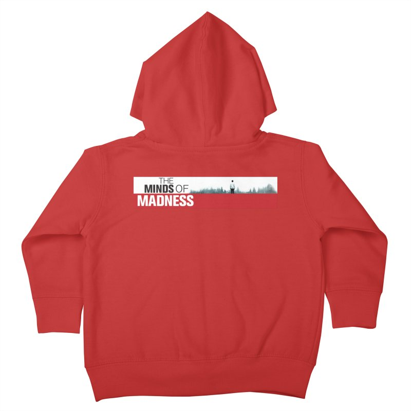 Choose items with - The Banner Kids Toddler Zip-Up Hoody by The Minds Of Madness Podcast