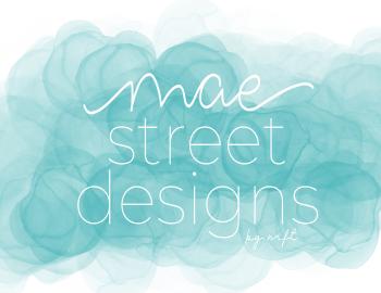 Mae Street Designs's Artist Shop Logo