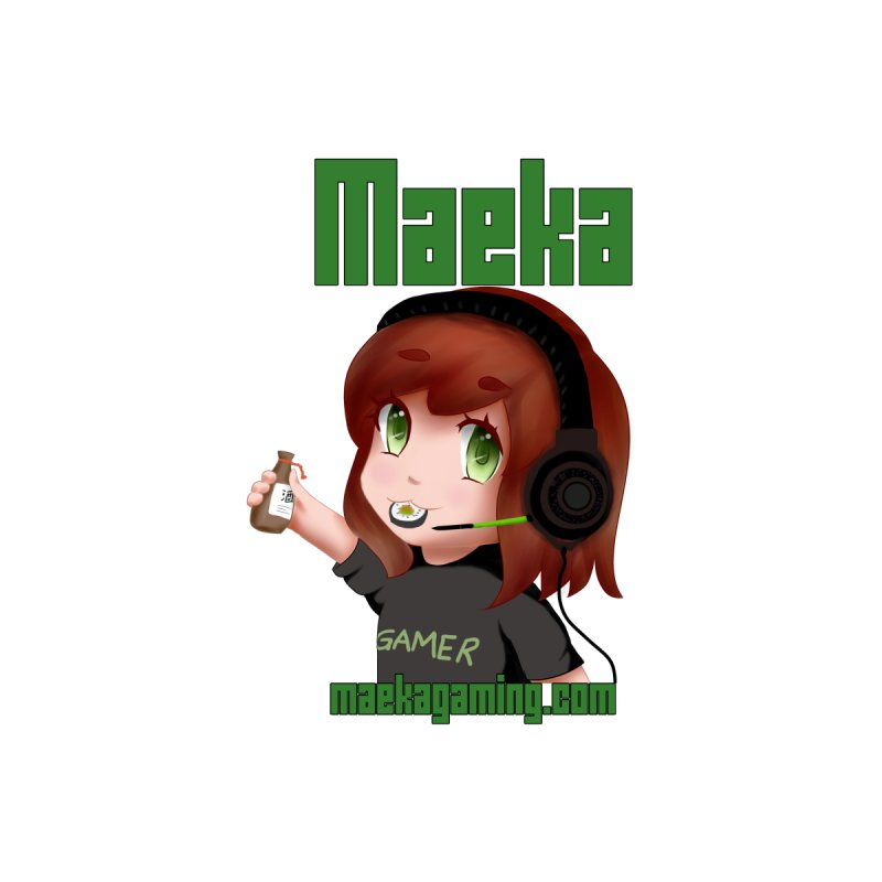 Maeka | maekagaming.com Men's Baseball Triblend T-Shirt by Maeka's Artist Shop