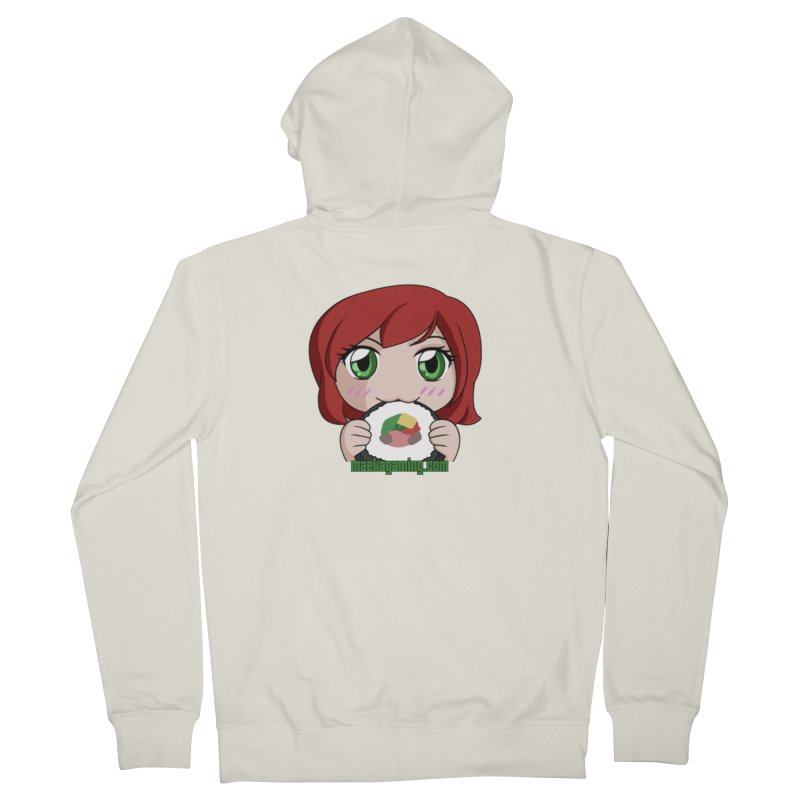 Maeka | maekagaming.com Men's Zip-Up Hoody by Maeka's Artist Shop