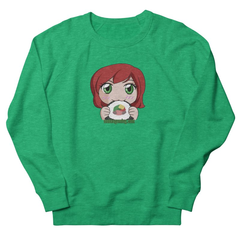 Maeka | maekagaming.com Women's Sweatshirt by Maeka's Artist Shop
