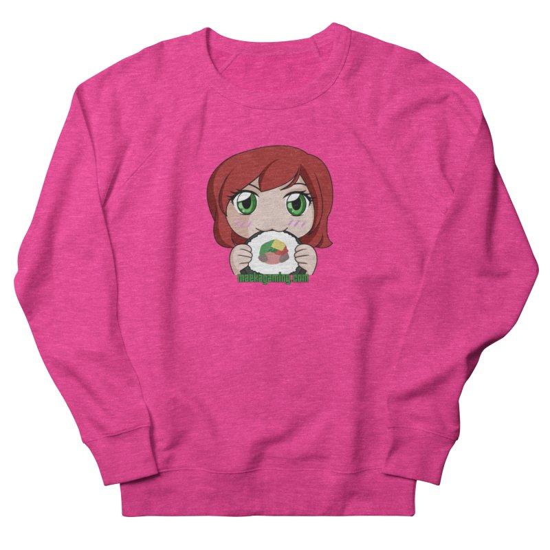 Maeka | maekagaming.com Women's French Terry Sweatshirt by Maeka's Artist Shop