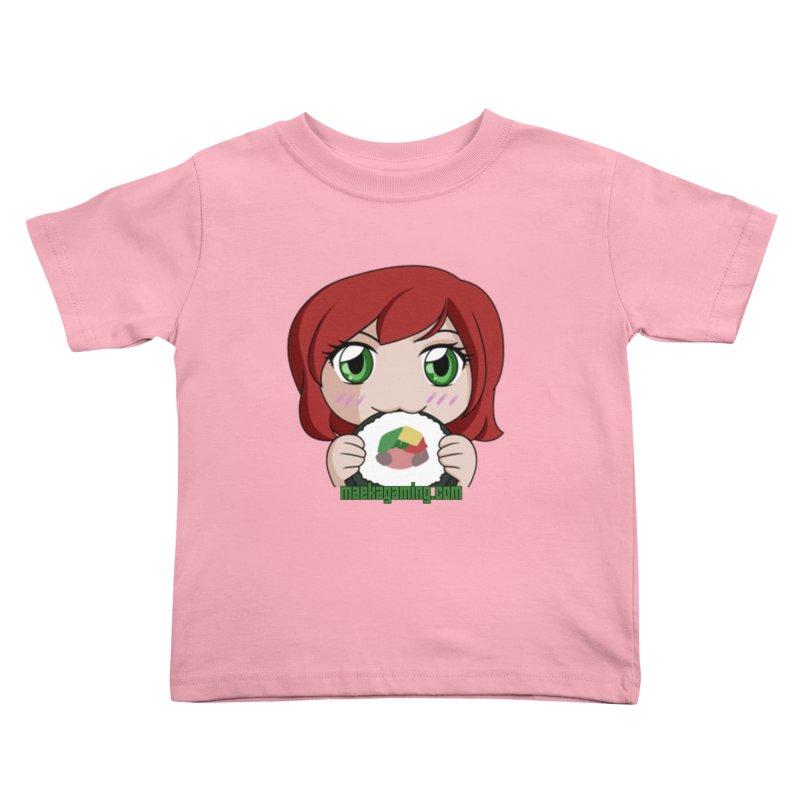 Maeka   maekagaming.com Kids Toddler T-Shirt by Maeka's Artist Shop