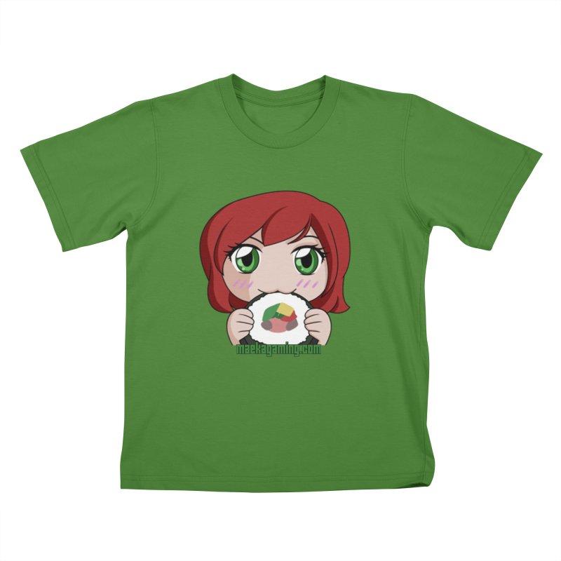 Maeka | maekagaming.com Kids T-Shirt by Maeka's Artist Shop
