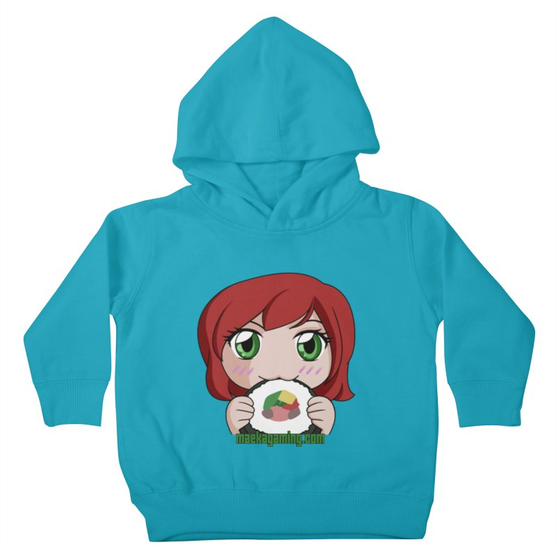 Maeka | maekagaming.com Kids Toddler Pullover Hoody by Maeka's Artist Shop