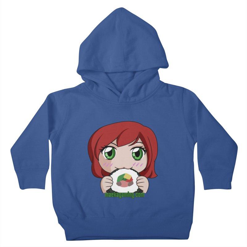 Maeka | maekagaming.com Kids Toddler Pullover Hoody by Maeka's Artist Shop