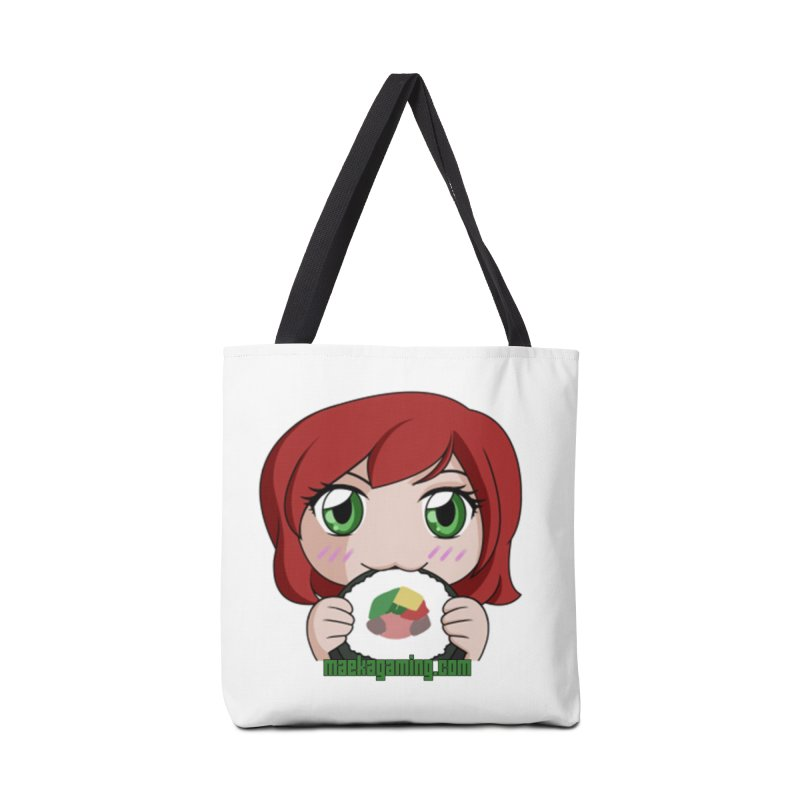 Maeka | maekagaming.com Accessories Bag by Maeka's Artist Shop