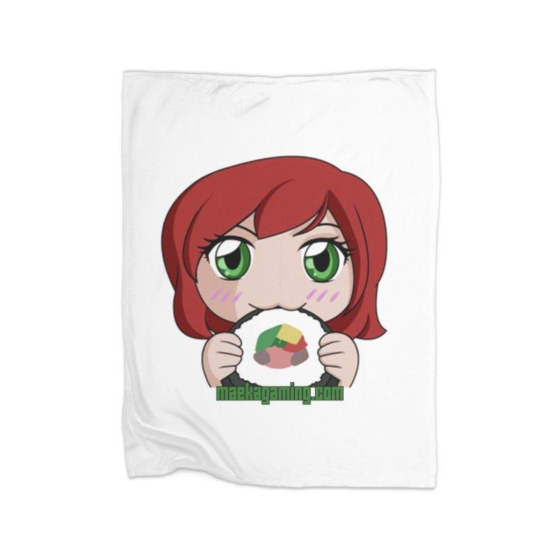 Maeka | maekagaming.com Home Blanket by Maeka's Artist Shop