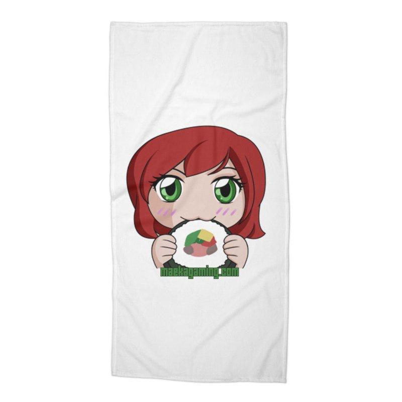 Maeka | maekagaming.com Accessories Beach Towel by Maeka's Artist Shop