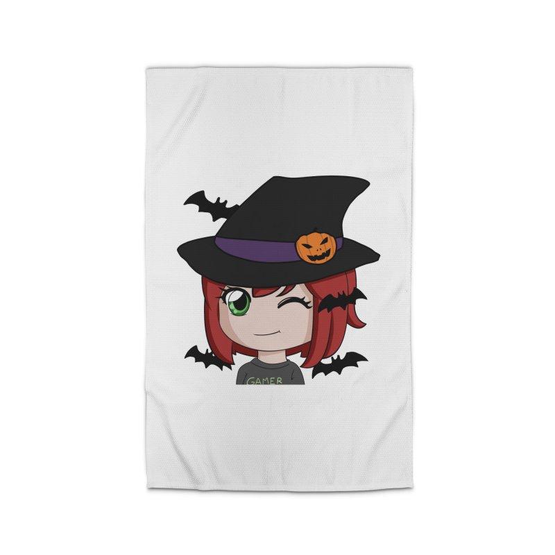 Witchy Maeka Home Rug by Maeka's Artist Shop