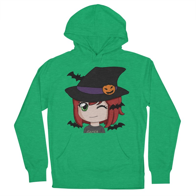 Witchy Maeka Men's Pullover Hoody by Maeka's Artist Shop