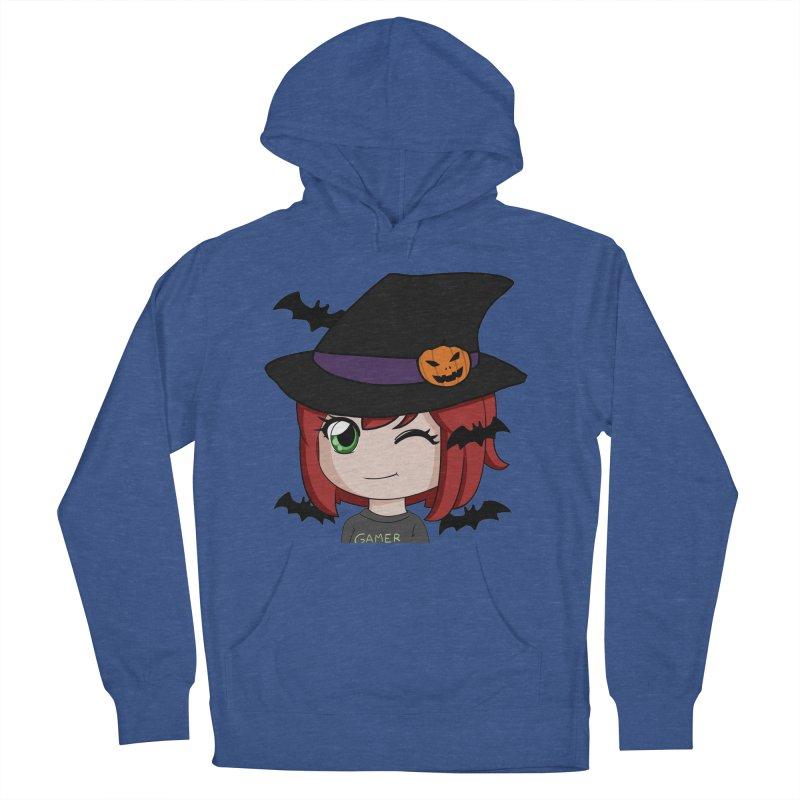 Witchy Maeka Men's Pullover Hoody by Maeka's Artist Shop
