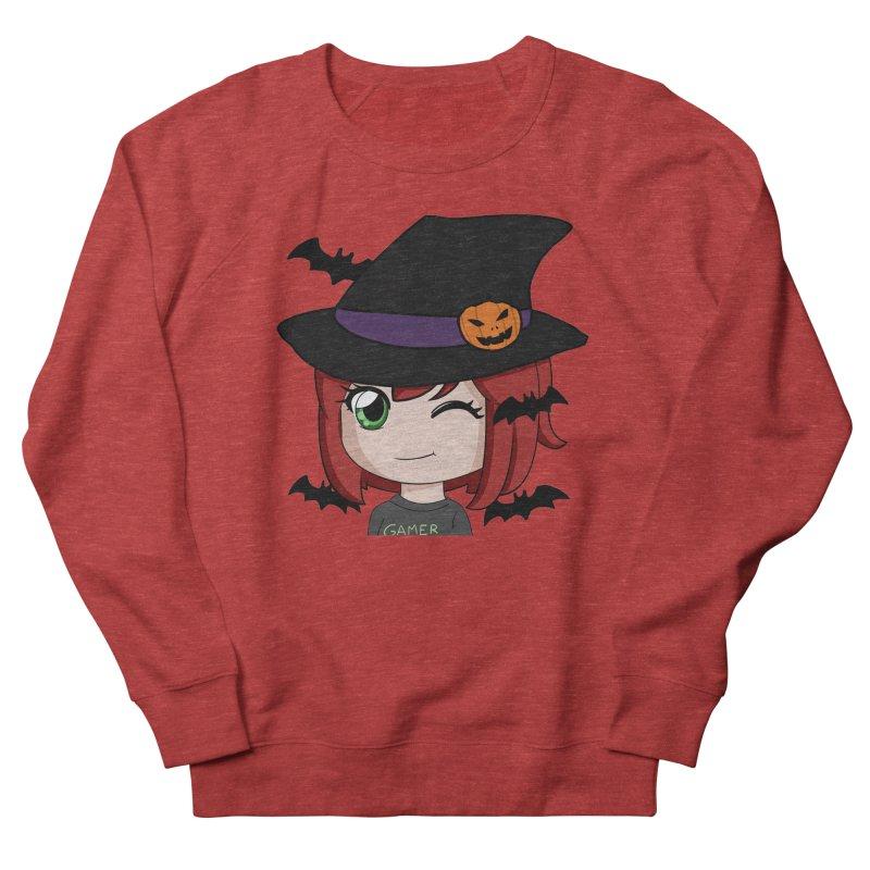 Witchy Maeka Women's Sweatshirt by Maeka's Artist Shop