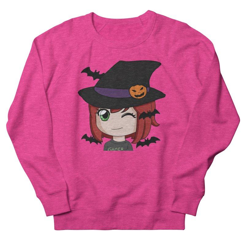 Witchy Maeka Men's Sweatshirt by Maeka's Artist Shop