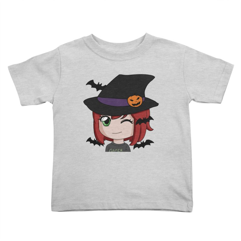 Witchy Maeka Kids Toddler T-Shirt by Maeka's Artist Shop