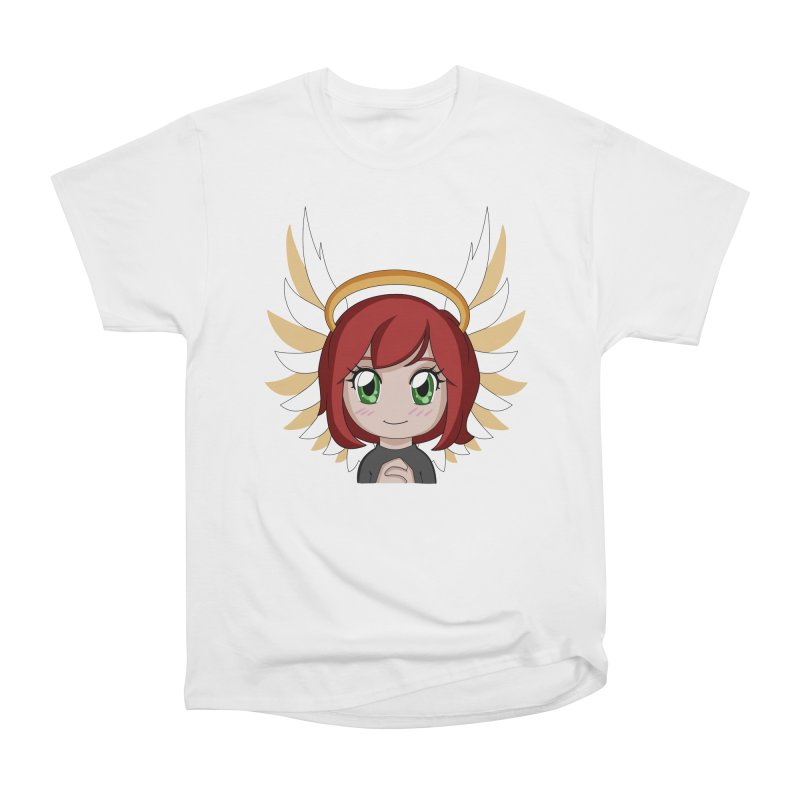 Angel Maeka Women's Heavyweight Unisex T-Shirt by Maeka's Artist Shop