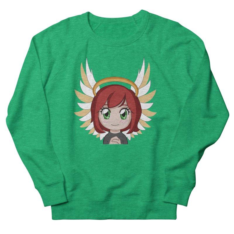 Angel Maeka Women's Sweatshirt by Maeka's Artist Shop