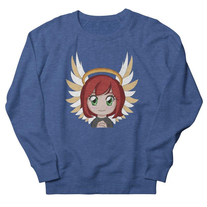 Angel Maeka Men's Sweatshirt by Maeka's Artist Shop
