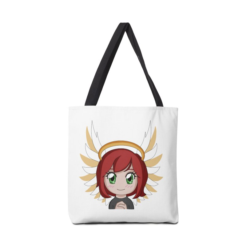Angel Maeka Accessories Bag by Maeka's Artist Shop