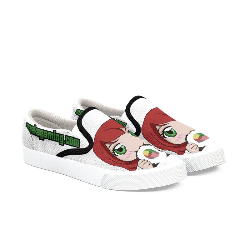 Maeka Women's Slip-On Shoes by Maeka's Artist Shop