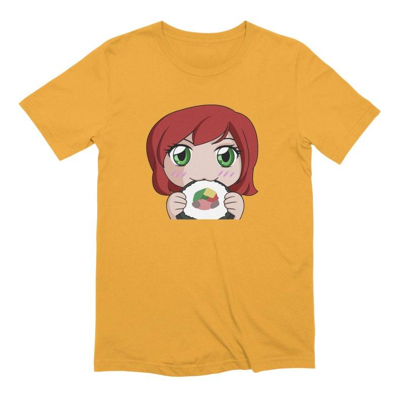 Maeka Men's Extra Soft T-Shirt by Maeka's Artist Shop